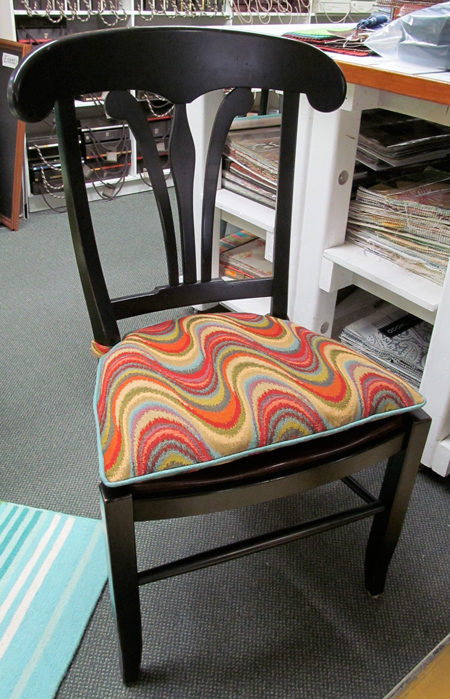 Dining Chair Seats 5 Tips Chameleon Style 174